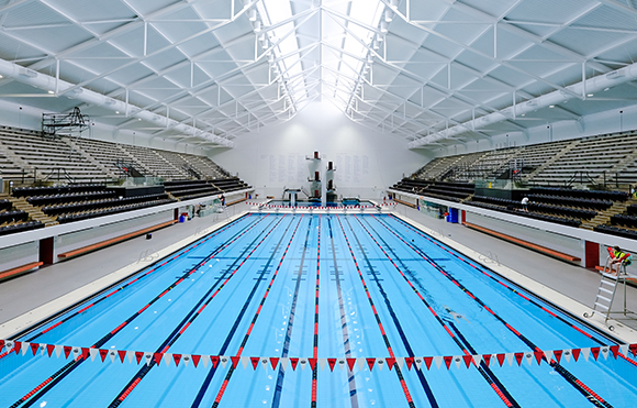 Indiana University Natatorium (IUPUI)